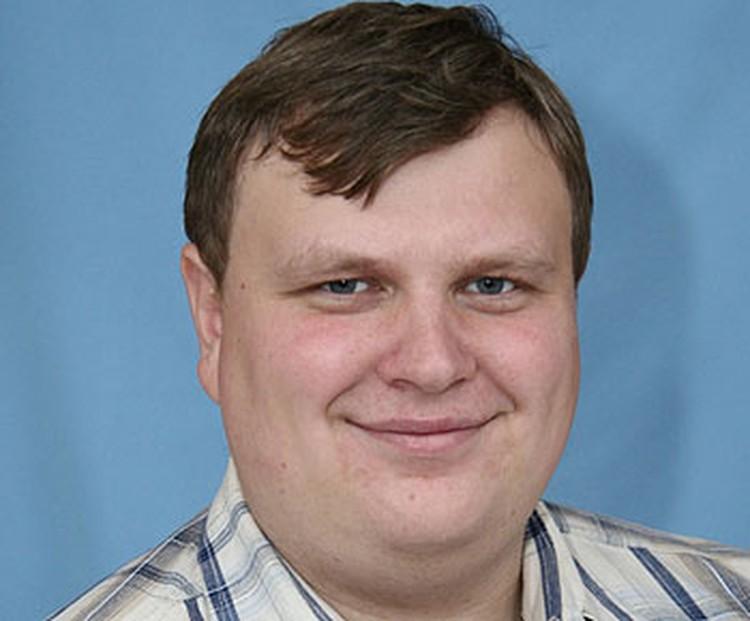 Дмитрий Заярский