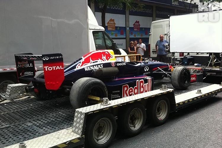трасса Валенсии включена в календарь сезона Формулы-1