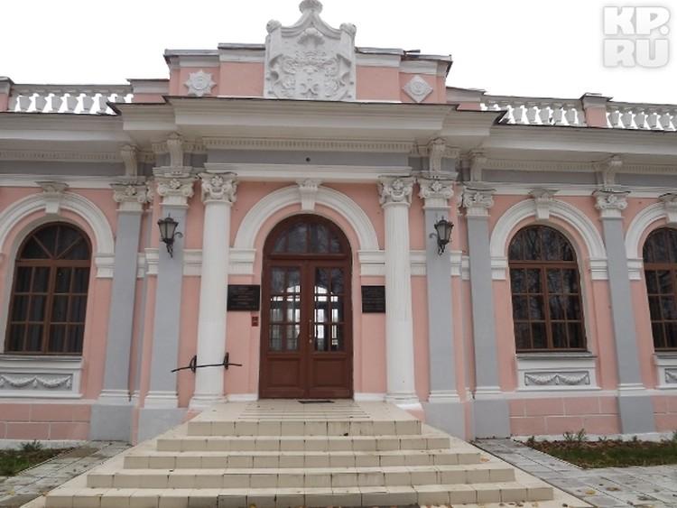 В музее-храме произошел обряд инициации