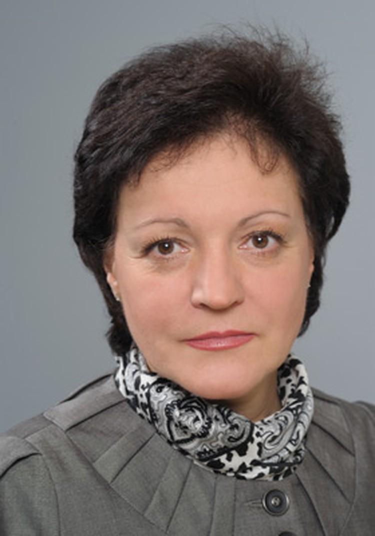 Руководитель Центра по организации компенсационных выплат ОАО «Росгосстрах» Татьяна Бабурина.