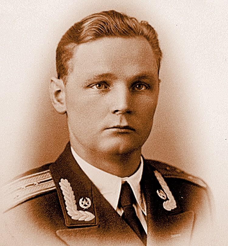 Кузовлев в начале карьеры