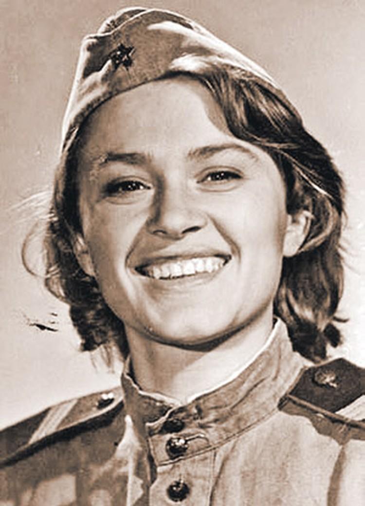 В 60-х актриса очень хотела сыграть в военном фильме. Увы, ее кинопробу не утвердили.