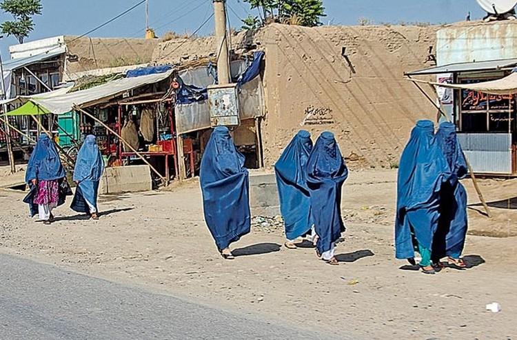 Афганистан пытался быть социалистическим, потом капиталистическим, носуть страны осталась неизменной.