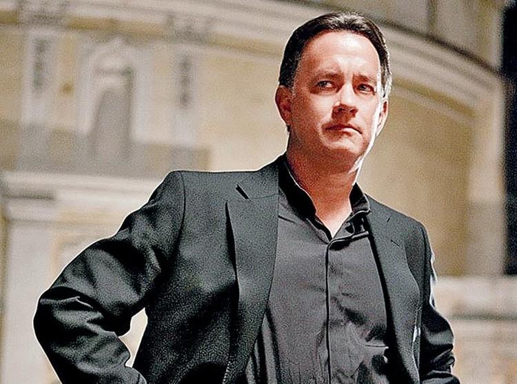 Том Хэнкс играл профессора Лэнгдона вэкранизациях «Кода Да Винчи» и «Ангелов и демонов». Возможно, сыграет и в киноверсии «Инферно».