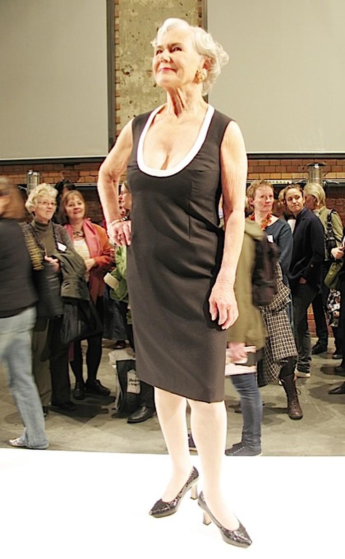 Недавно состоялся перформанс датского дизайнера Каролины Кьелдтофт под названием «86/77/96».