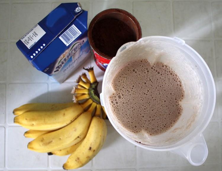Напиток «Витамина» - это десертный напиток бразильцев.