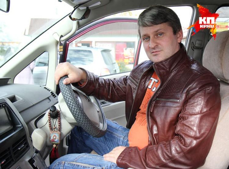 Таксист Александр уверен: будущее Байкальска в туризме.