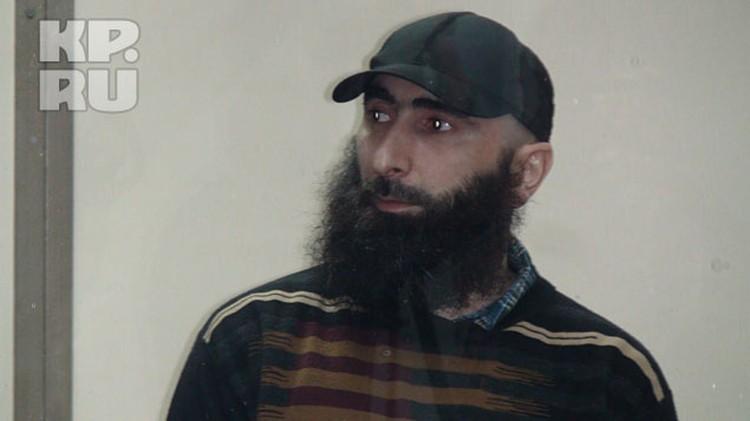 В Ростове осужден один из самых одиозных главарей кавказского бандподполья