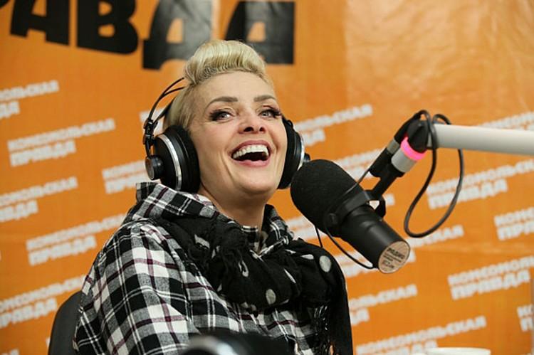 Латвийская певица столкнулась с раком груди в 1991 году