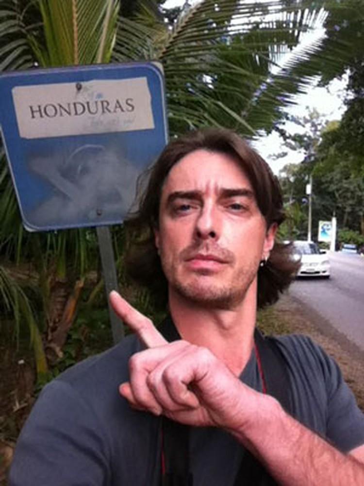 Осторожно, Гондурас!