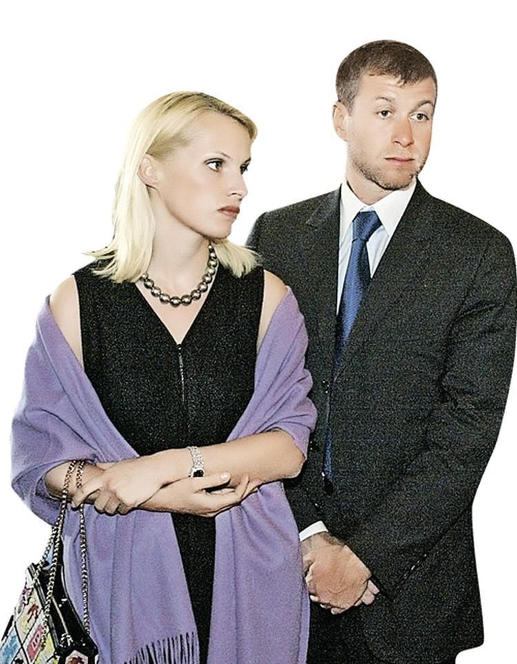 Брак Ирины с Романом Абрамовичем продлился 16 лет.