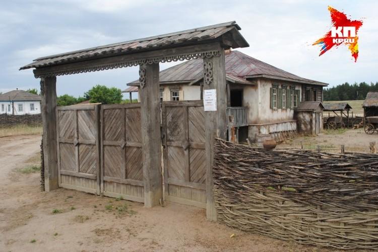 Дом Кошевых уже почти готов