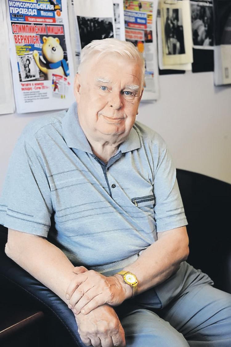 Конструктор ядерного чемоданчика Валентин Голубков получил за свою работу Госпремию СССР.