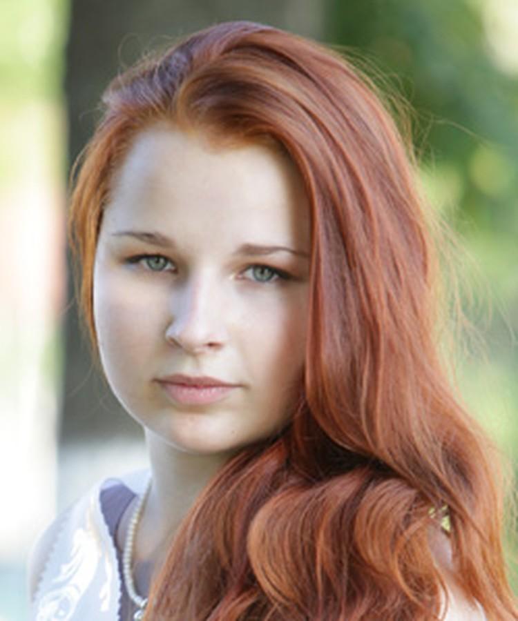 Алина Фоменок.