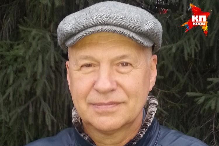 Александр Чепурнов уверен, что вирус Эбола мутировал и бороться с ним стало сложнее. Фото: личный архив Александра ЧЕПУРНОВА