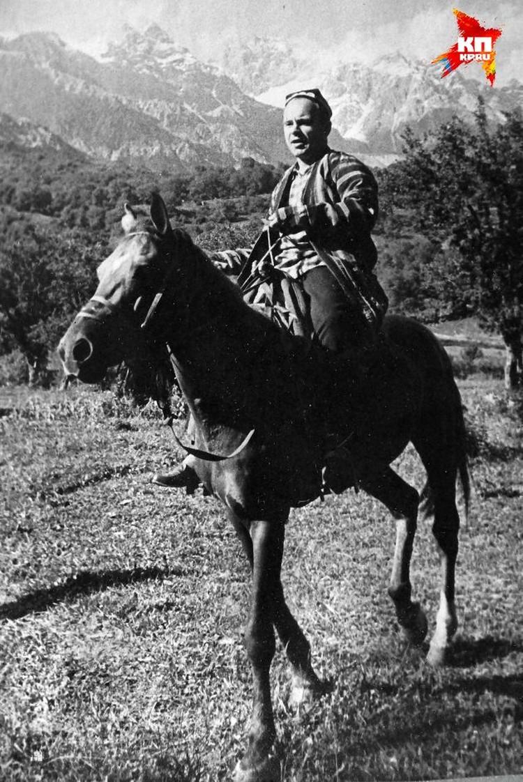 Никита Хрущев узнал про Родыгина, когда услышал его песню, посвященную освоеную целины. ФОТО: из личного архива семьи Родыгиных