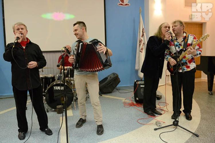 """Вместо мастер-класса """"Песняры"""" устроили настоящий концерт!"""