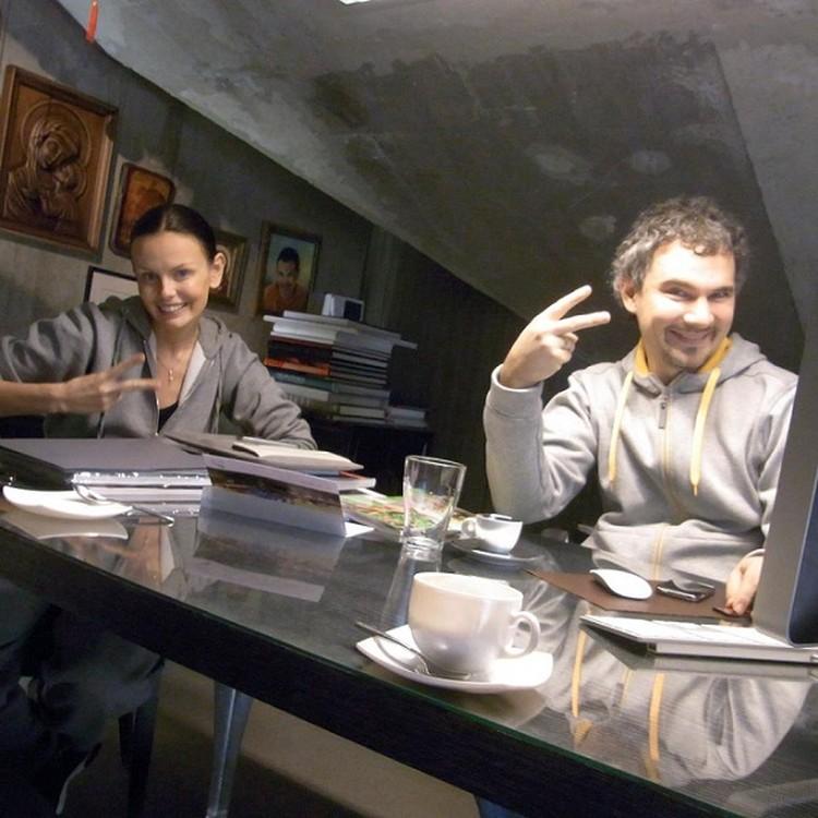 """Знакомые фотографа уверяют, что Юлии Лошагиной """"стало тесно в рамках брака"""". Но на этом снимке чета Лошагиных демонстрирует полную идиллию. Фото: facebook"""