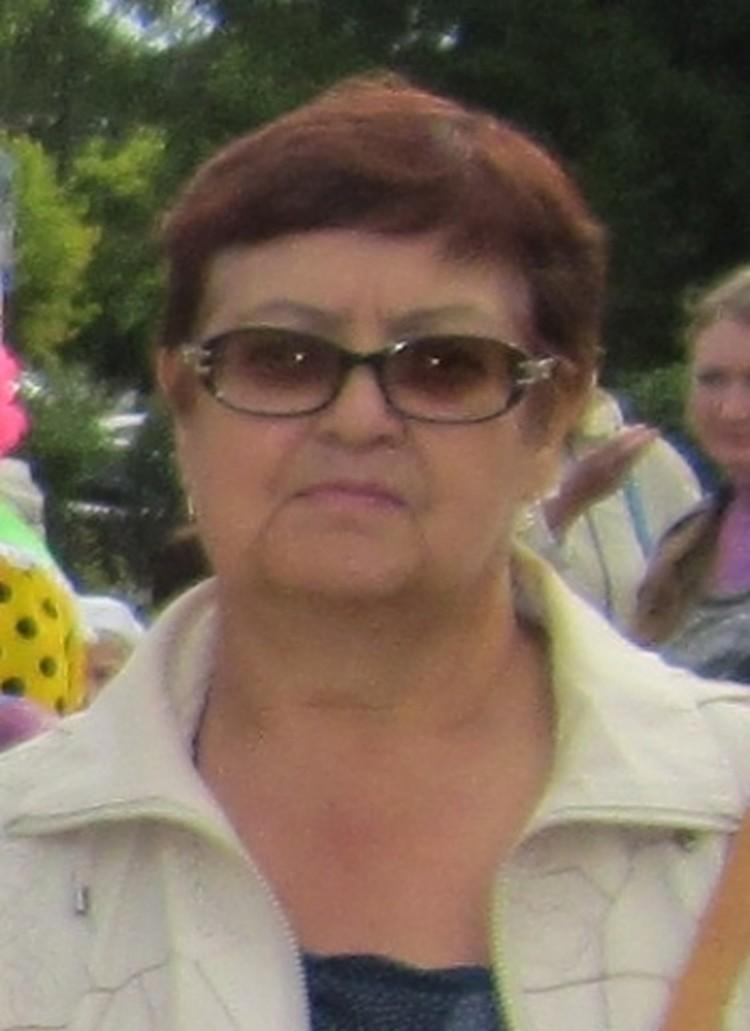 Ровесница Победы - Вера Шитова. Фото из семейного архива