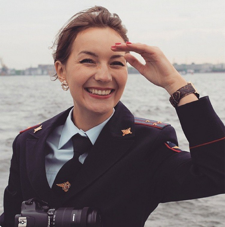Такими мы их видеть не привыкли. Фото: Instagram «Полиции России»