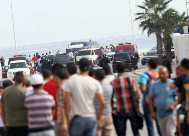 Власти страны заявили, что арестовали несколько подозреваемых в причастности к теракту