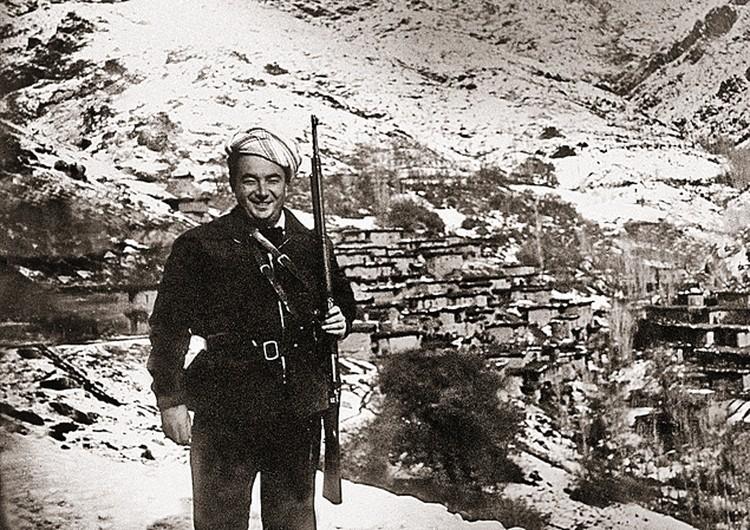 Журналист Евгений Примаков во время секретной миссии в Северном Ираке. 1970-е годы. Фото: личный архив Е. Примакова.