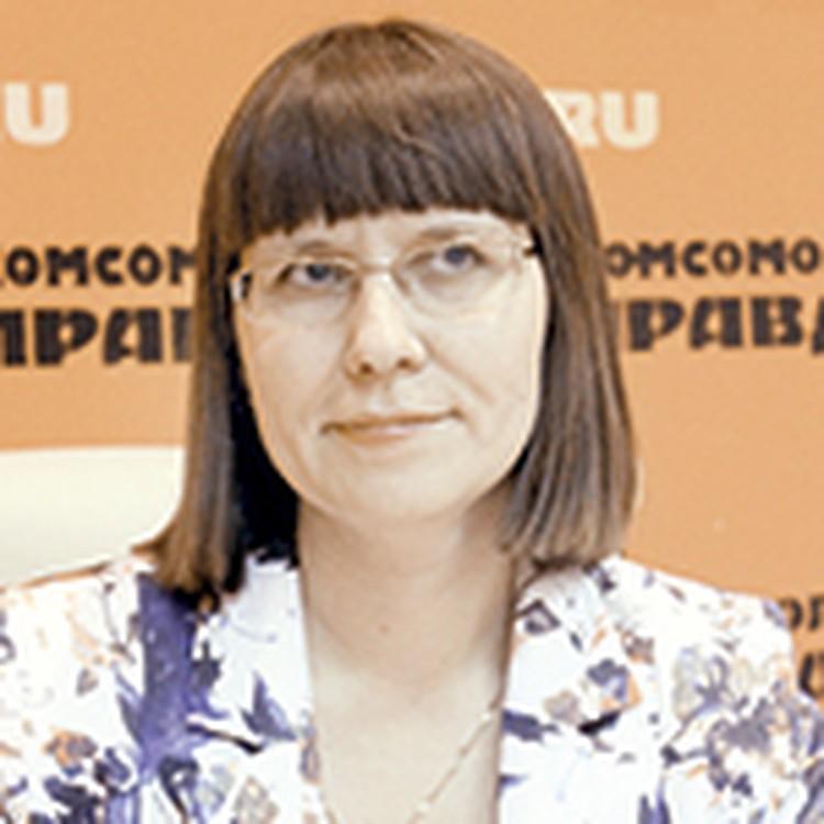 Наталья Кудашева