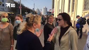 О чем говорят белорусы