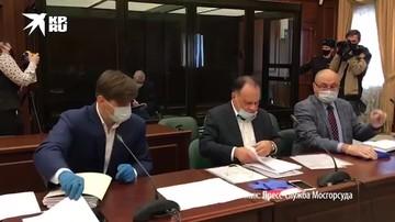 Тройка новых адвокатов Михаила Ефремова: Филиппов, Васильев, Хархорин