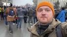 Протестующие в центре Москвы вышли на проезжую часть