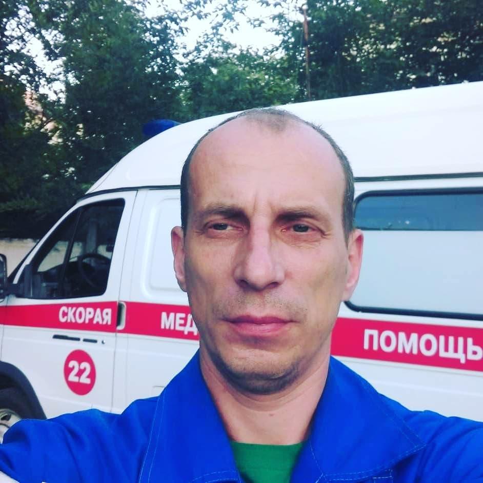 Бийчанин Владимир Спиридонов обратился к землякам