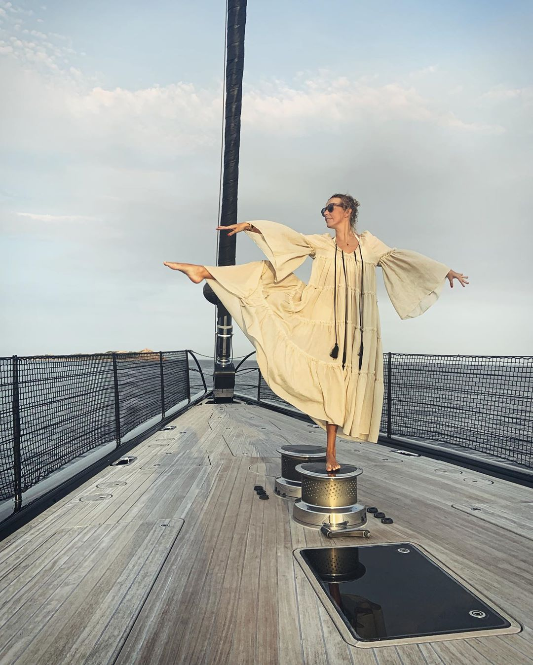 Балерина из шкатулки