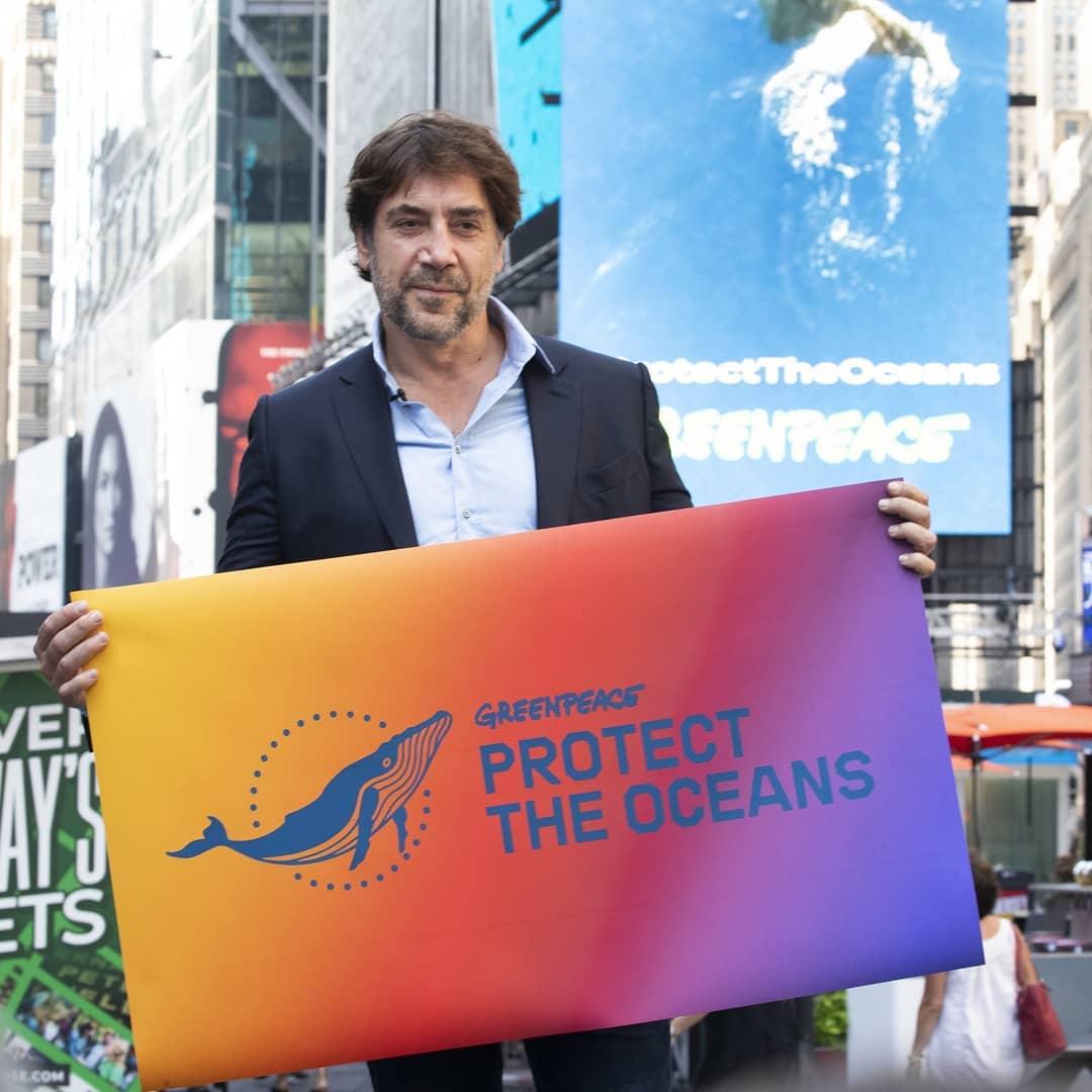 Хавьер снял документальный фильм о защите природы под названием Santuario
