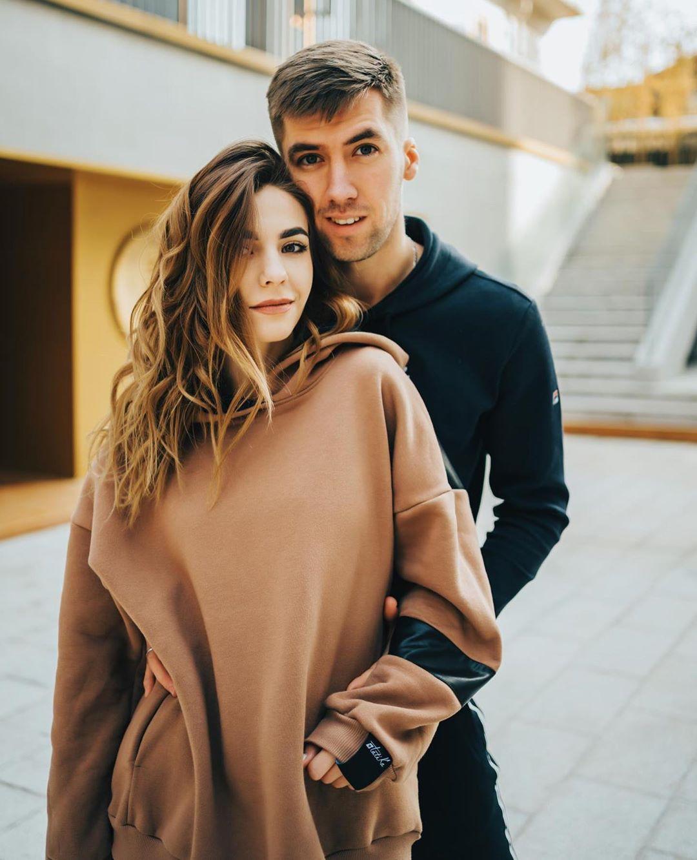 Яна и Никита Брусенцовы