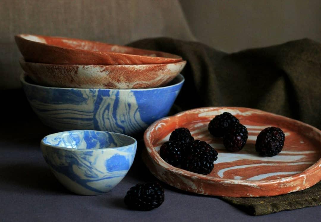 Работы мастеров по керамике