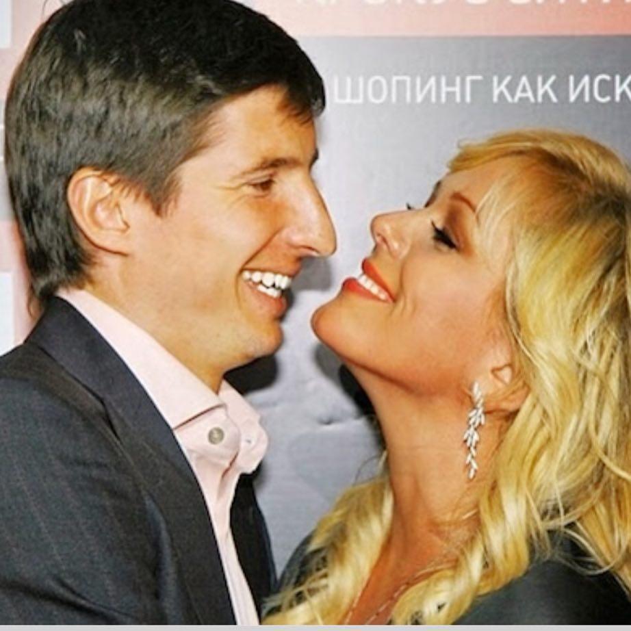 Евгений Алдонин и Юлия Началова были женаты пять лет