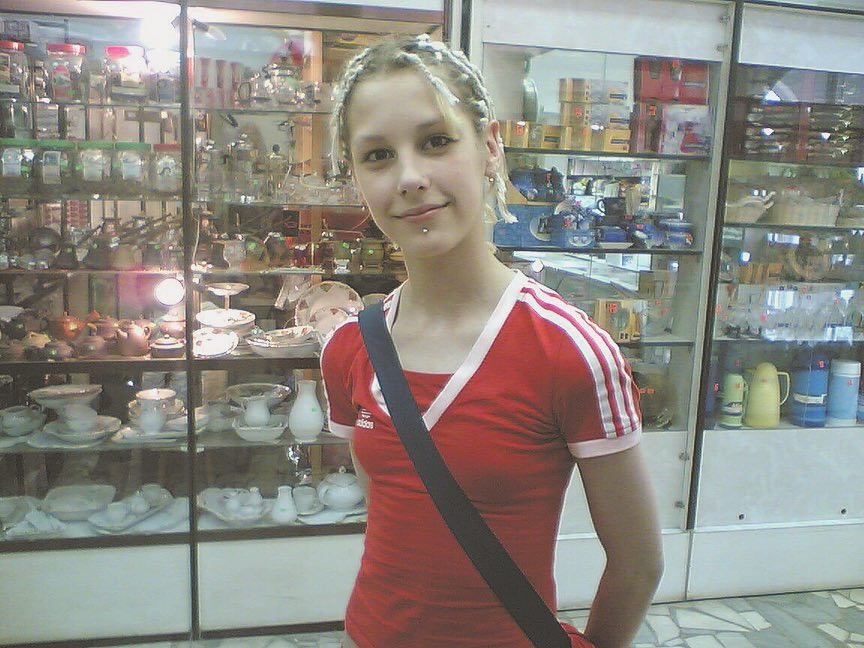 Ирине Горбачевой 16 лет