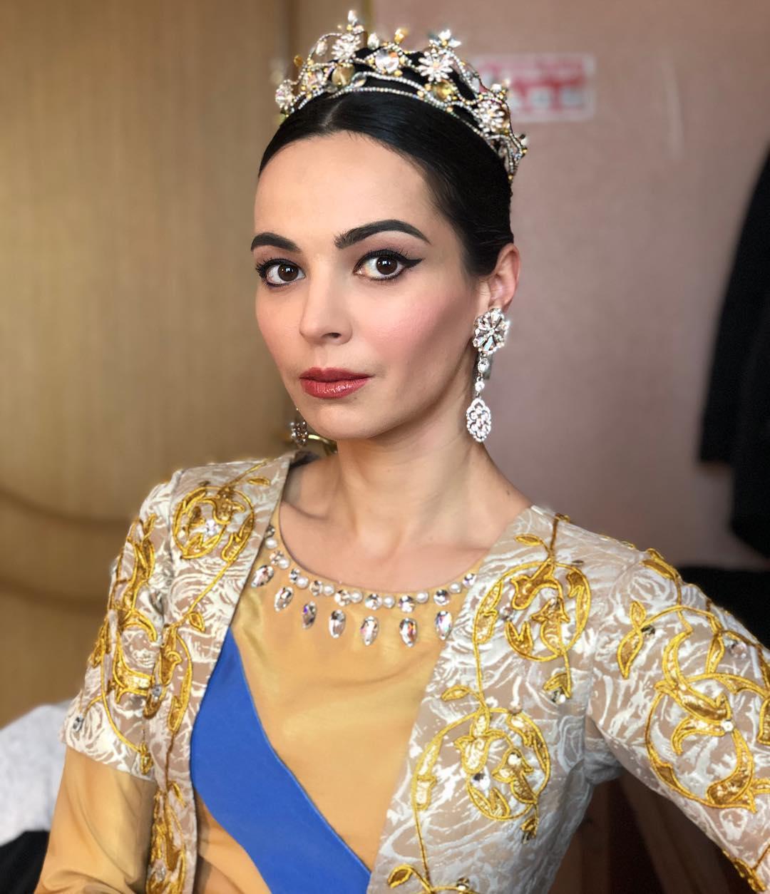 Диана Вишнева - одна из самых известных балерин в России.