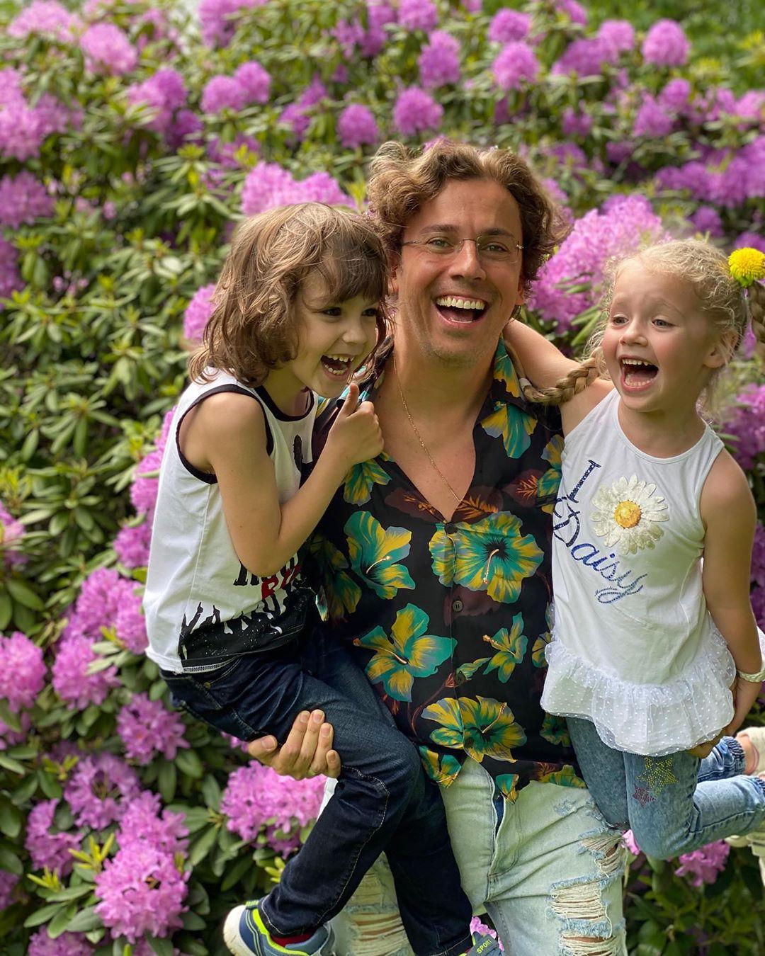 Шоумен обсудил с женой, как будет жить с детьми после ее смерти.