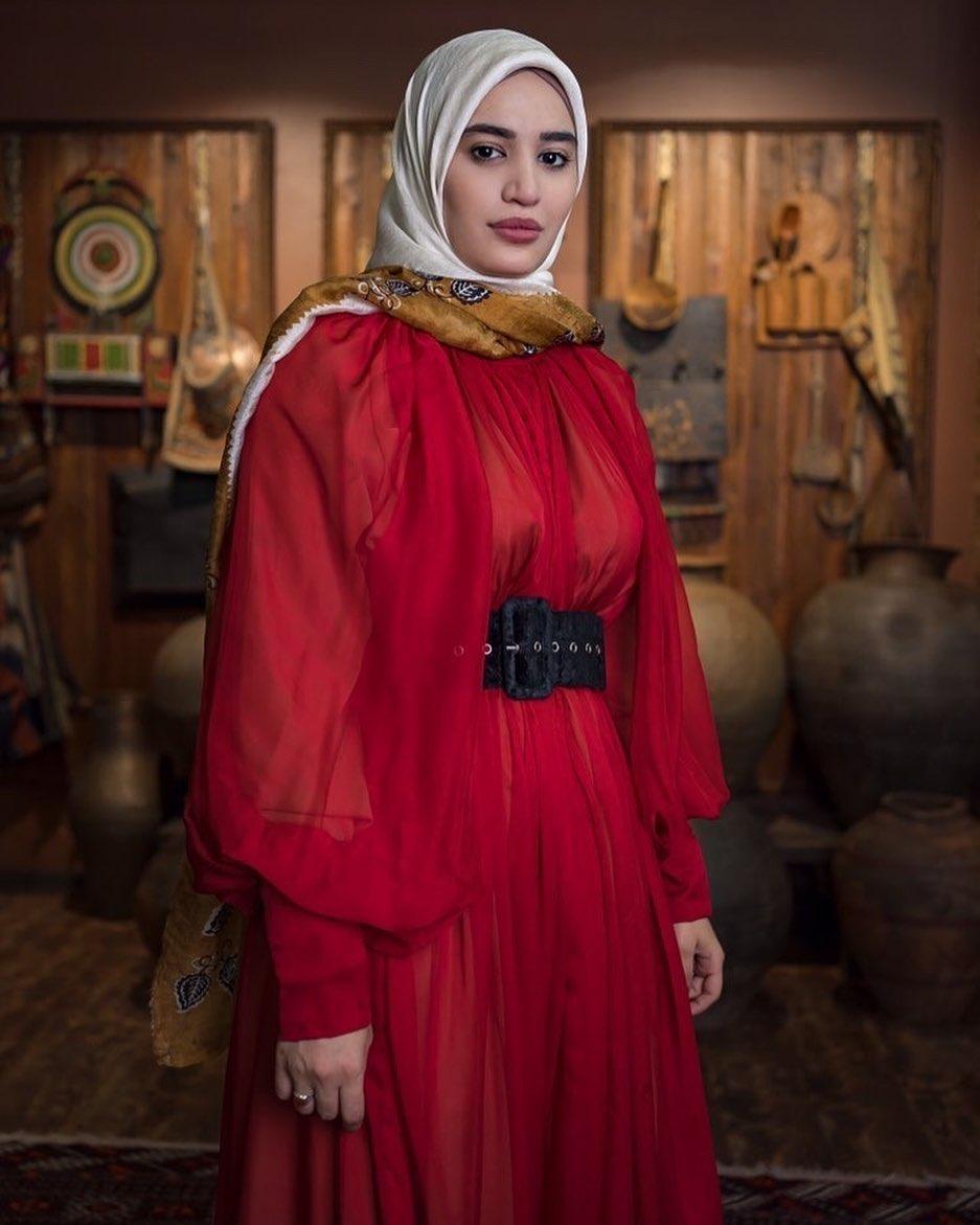Блогер Марьям Алиева мусульманка