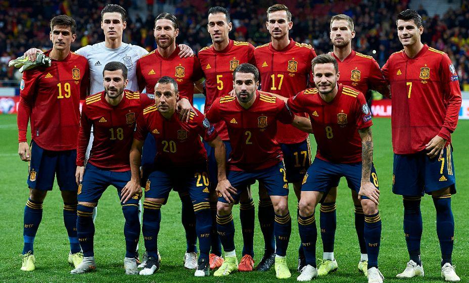 Футбол испании история команд