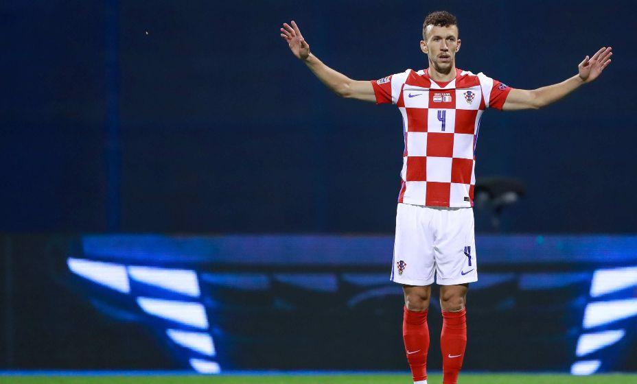 Российским футболистам надо пристально следить за одним из лидеров хорватов Иваном Перишичем. Фото: Global Look Press
