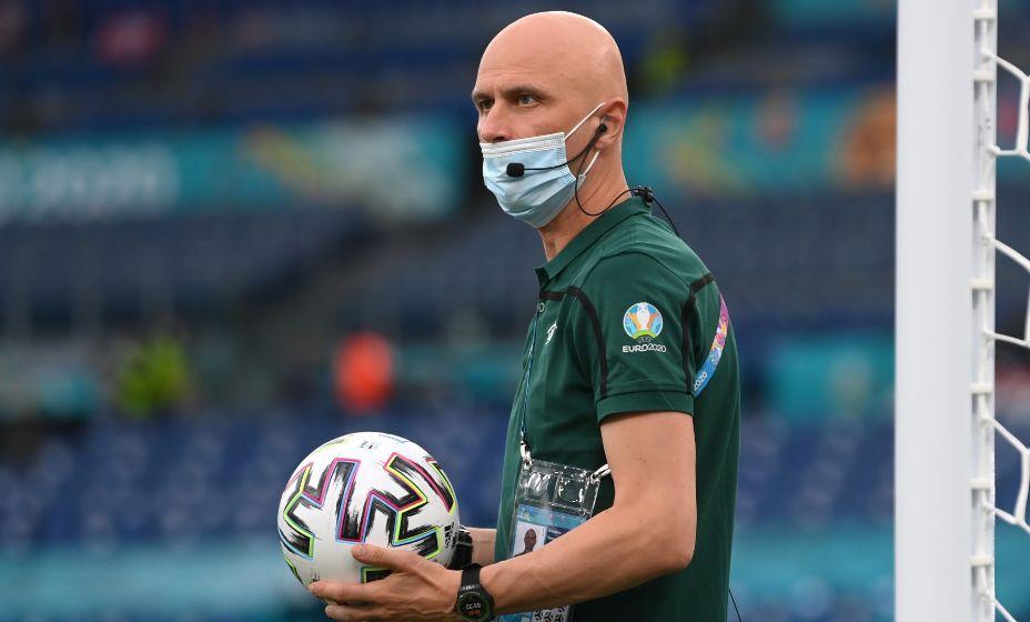 Карасев рассудит отборочный матч ЧМ-2022. Фото: Reuters