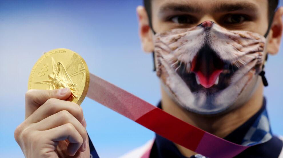Евгений Рылов - плавание - Олимпиада