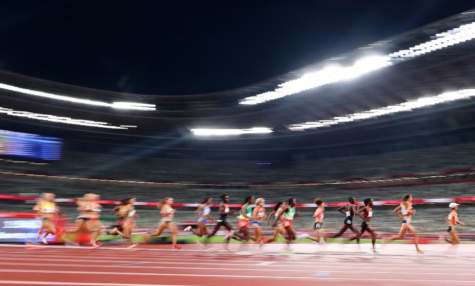 Итальянские бегуны быстрее всех пробежали эстафету на Олимпийских играх-2020. Фото: Reuters