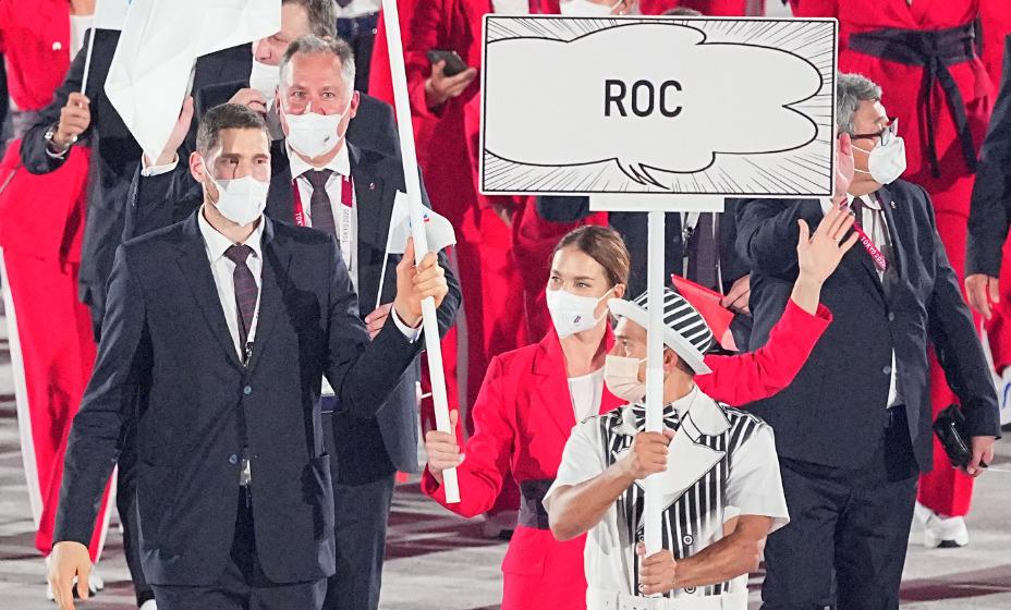Сборная России на Олимпийских играх завоевала 20 золотых медалей. Фото: Global Press Look