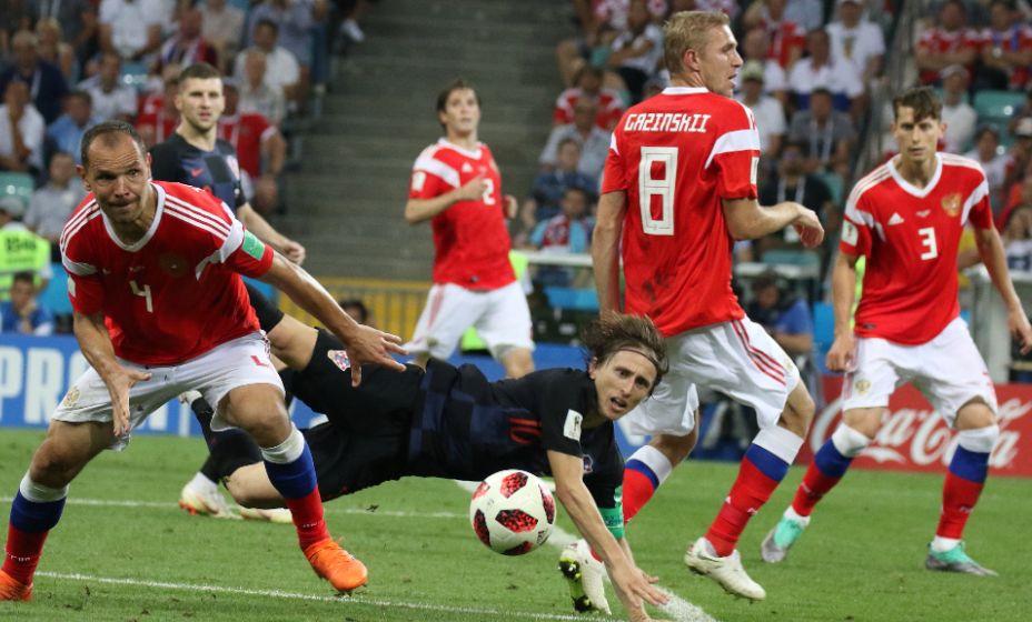 В составах России и Хорватии уже нет многих героев ЧМ-2018. Фото: Global Look Press