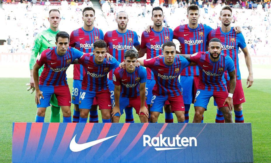 «Барселона» не может прийти в себя после ухода Месси. Фото: Global Look Press