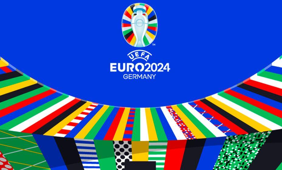 УЕФА представил логотип следующего чемпионата Европы по футболу. Фото: Twitter UEFA